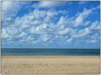 Majówka spędzana nad polskim morzem