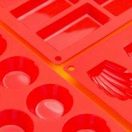 silikonowe foremki do pieczenia