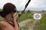 strzelanie z łuku